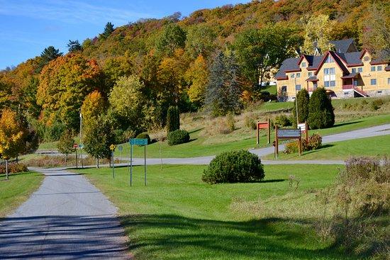 Saint-Raymond, Canada: Velopiste Jacques-Cartier/Portneuf (Duschenay)