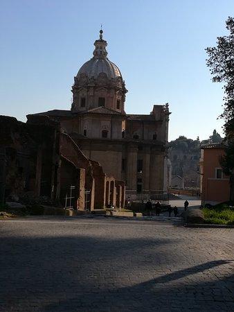 Rome in mind