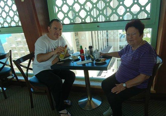 Herods Vitalis Spa Hotel Eilat: Business lounge 11th floor