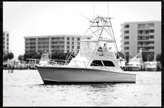 Charter Boat Rewind