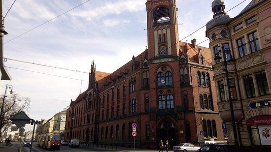Bydgoszcz Main Post Office - ...