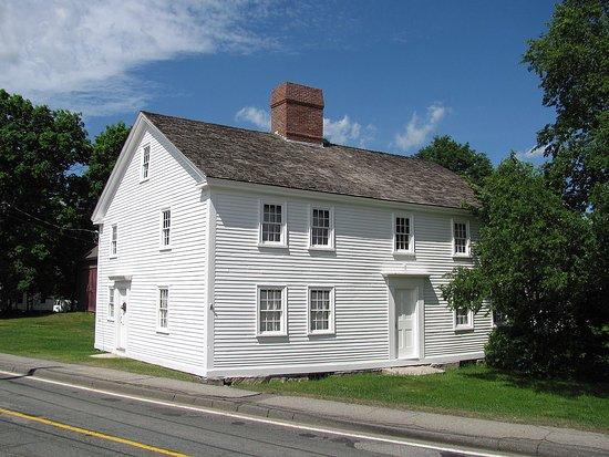 Rev. Daniel Putnam House