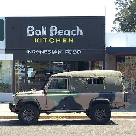 Culburra Beach, Australia: Bali Beach Kitchen