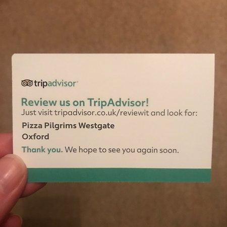 Photo0jpg Picture Of Pizza Pilgrims Oxford Tripadvisor