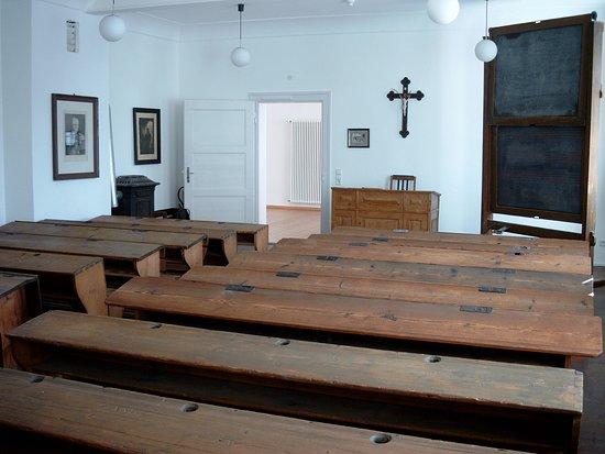 Ichenhausen, Tyskland: Klassenraum