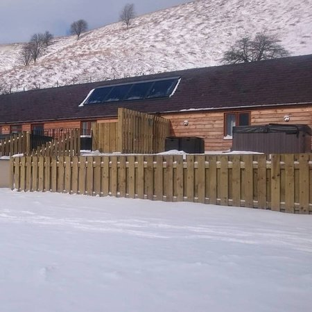 Felindre, UK: The Barns