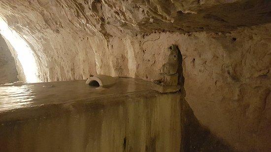 Grotte Pétrifiante