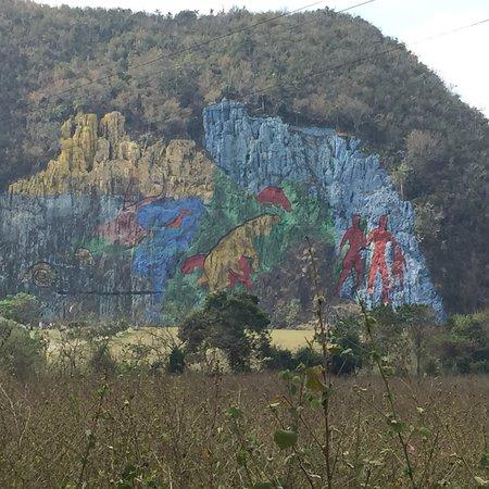Mural de la prehistoria vinales all you need to know for Mural de la prehistoria cuba