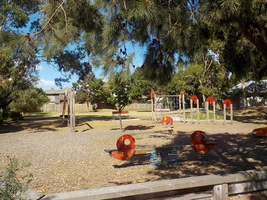 Sandringham, Australia: Play equipment