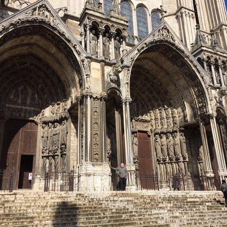Cathédrale de Chartres : photo0.jpg
