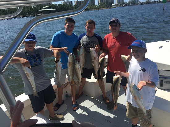 Killin Time fishing charters