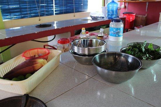 Sinuon Khmer Cooking Class