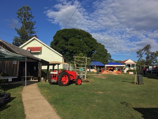 Templin, Australia: One view from the grounds