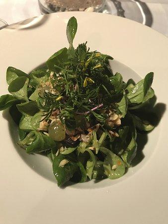 Risch, Schweiz: Ensalada verde