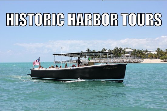 ‪Historic Harbor Tours Key West‬