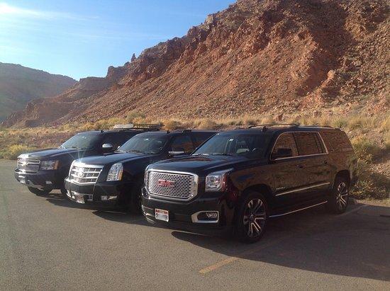 Moab, UT: Luxury SUV's