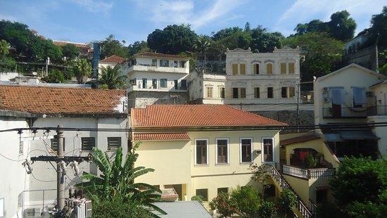 Cafe do Alto : Vista desde la Ventana