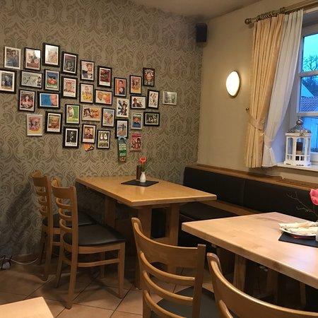 Bebra, Γερμανία: Restaurant und Saal