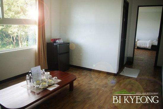Bikyeong hotel and restaurant 0 for Living room 94