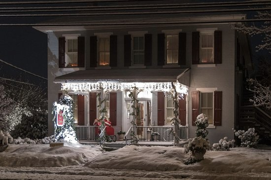 Terre Hill, PA: Christmas time in the country
