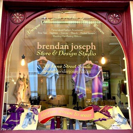 Designer-Werkstatt Brendan Joseph