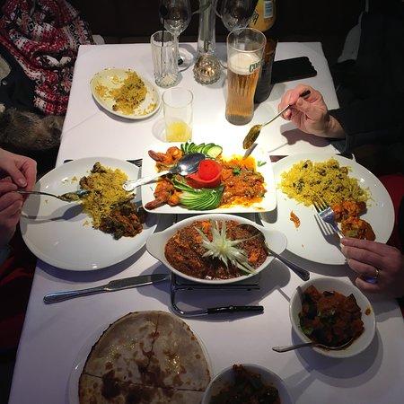 Shefford, UK: Dalchini Spice