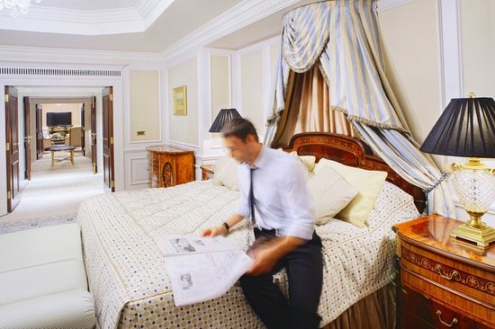 InterContinental Kiev: Suite