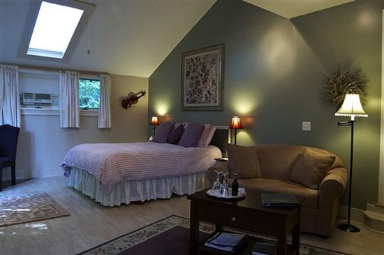 West Stockbridge, MA: Guest room