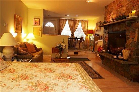 West Stockbridge, MA: Guest room