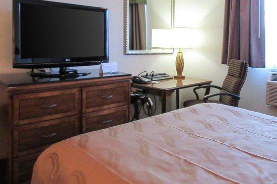 Williston, Kuzey Dakota: Guest room