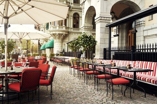 Grand Hotel: Restaurant