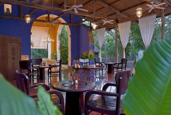 Tixkokob, Мексика: Restaurant