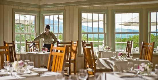 Whitefield, Нью-Гэмпшир: Restaurant