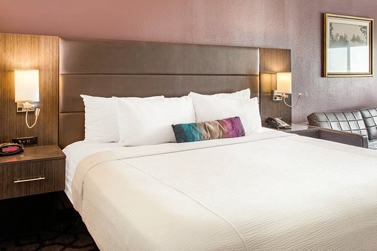 Upper Marlboro, MD: Guest room
