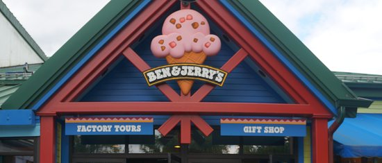 Waterbury, VT: Ben & Jerry's Factor Tours