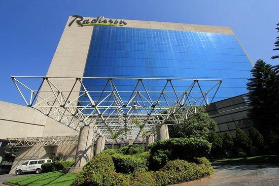 帕萊索墨西哥城拉迪森酒店