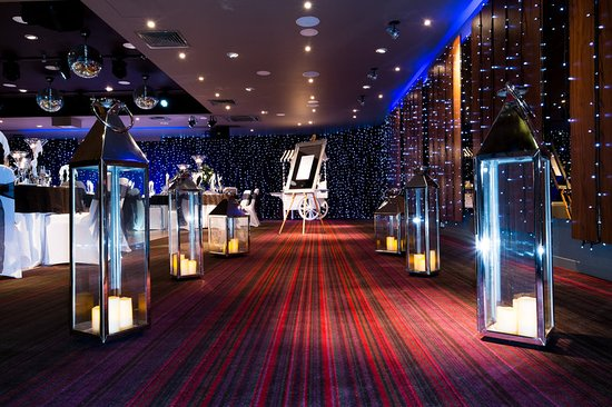 Westhill, UK: Ballroom