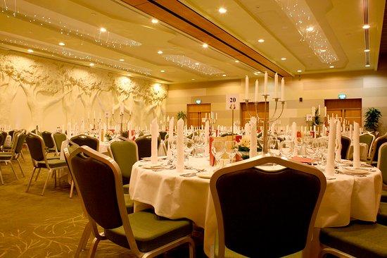 Crowne Plaza Hotel Dublin Airport: Ballroom
