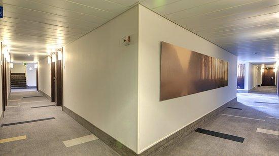 Crowne Plaza Brugge: Lobby