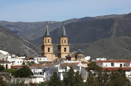 Las Alpujarras and Lanjaron Full-Day...