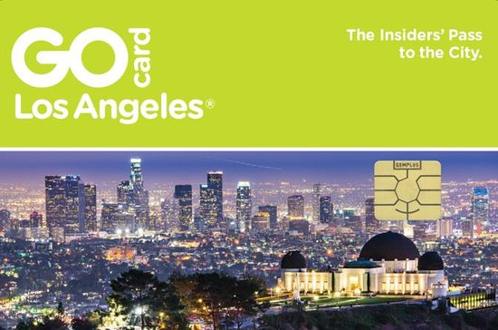 Go Los Angeles Card, with Access To Over 26 Top LA Attractions