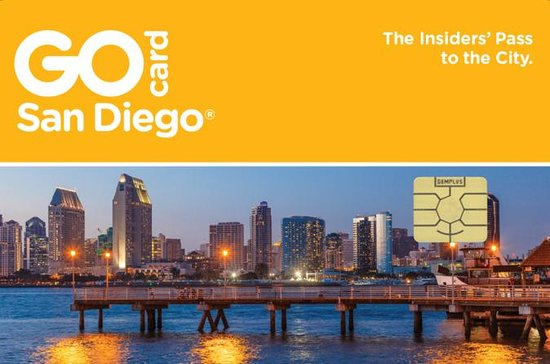 Go San Diego Card with Access to 43 City Attractions