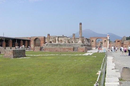 Small-Group Pompeii and Herculaneum Tour from Sorrento Including Lunch