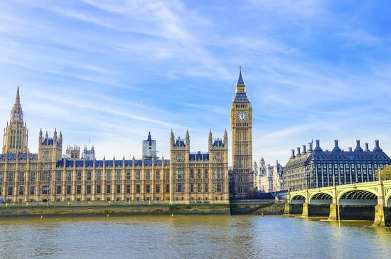London: Houses of Parliament and Westminster Abbey Tour