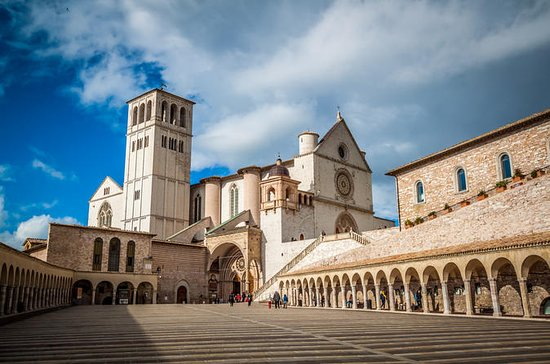 Perugia and Assisi Private Umbria Day...