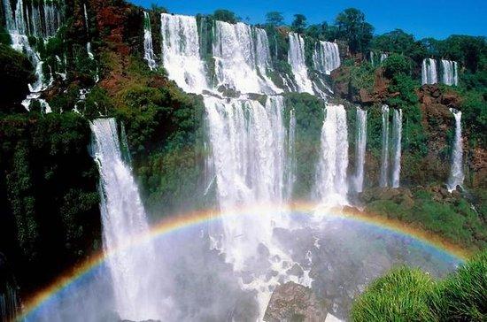 Iguazu Falls Brazilian Side with