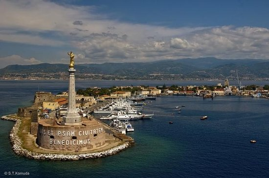 Messina City Tour med Cannoli smagning