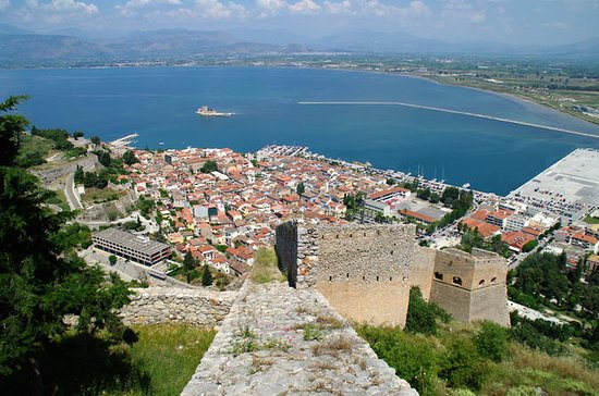 Mycenae, Epidaurus, and Nafplio...