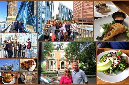 Roebling Point Food and Culture Tour...