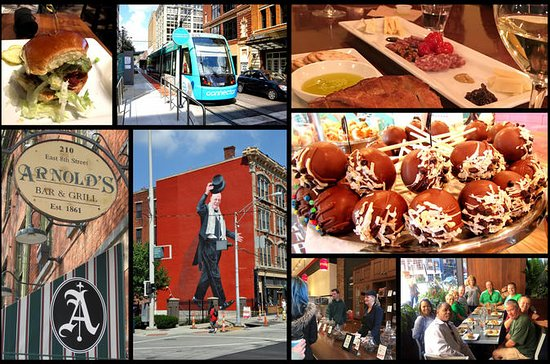 Cincinnati Streetcar Food Tour i...
